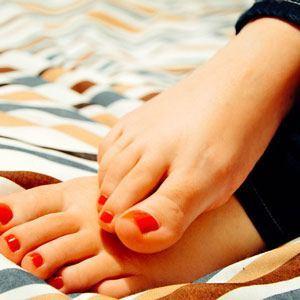 voeten erogene zone